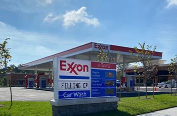 Exxon Bram Corner