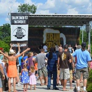 Brambleton Town Center and Lost Rhino Retreat's Annual Bram Brew Fest