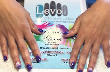 levo nails and spa