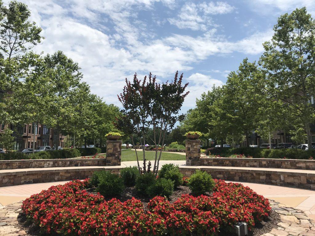 Brambleton Town Center residential