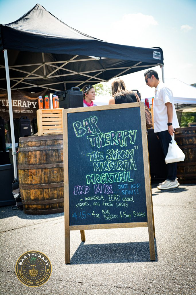 Bar Therapy at Farmers' Market