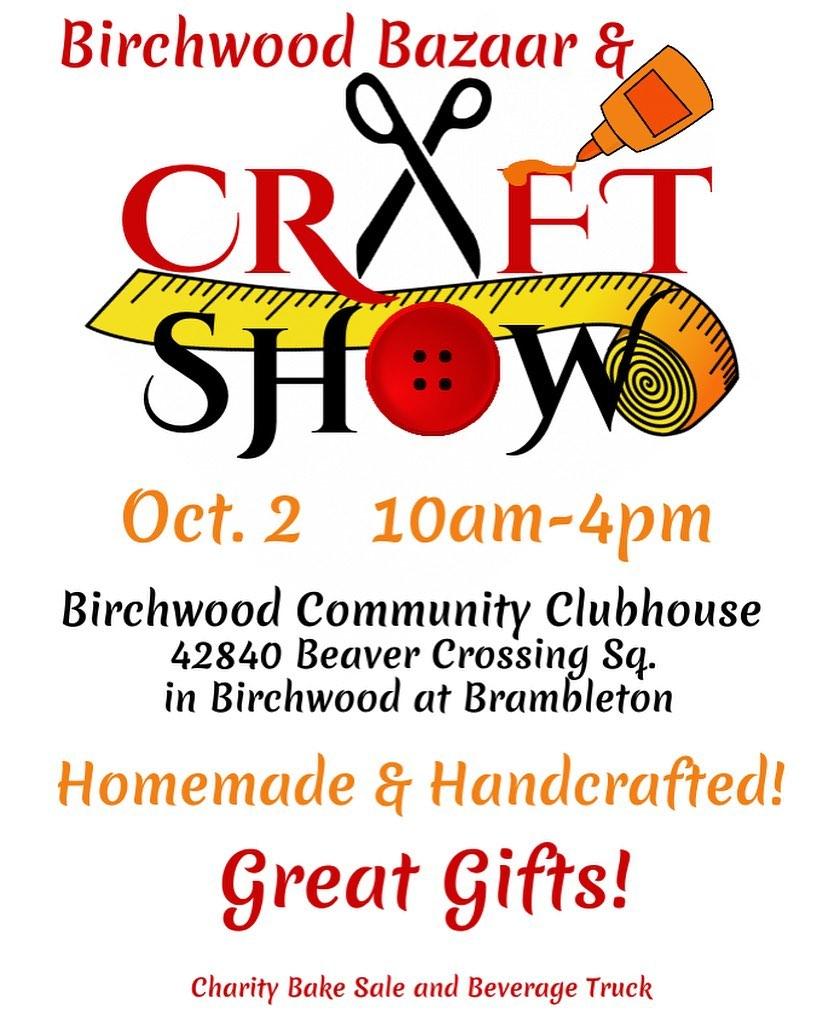 Birchwood Craft Bazaar