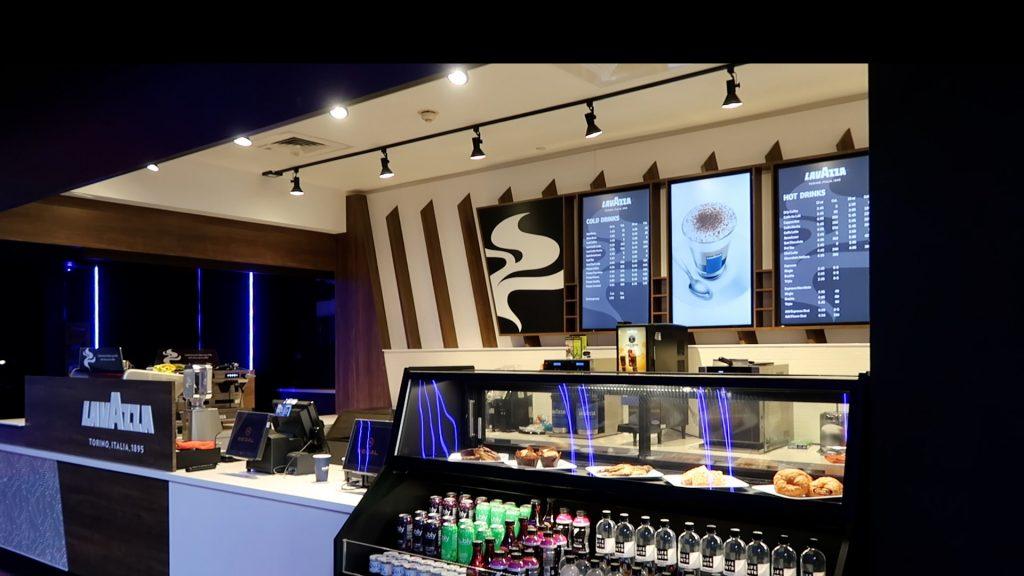 Lavazza Coffee Bar in Regal